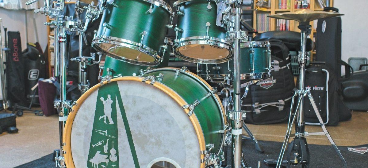 DIY-Drumset - Teil 2